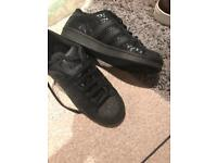 Adidas Croc shell trainers size 6