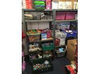 Job Lot Liquidated pet supply stock