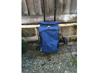 CalPak YDF029 CARGO 29 ROLLER Rolling Duffel Bag