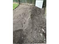 To a good home-Free Top Soil