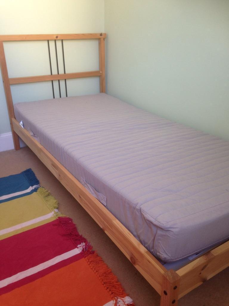Ikea Single Bed In Southsea Hampshire Gumtree