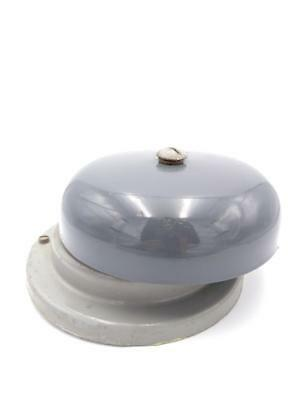 Simplex 4017-63 Gray Bell 4v 5060 Cyc. 1.5a 6.0w 2 Wire