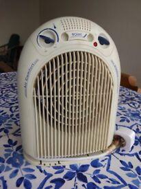 Solac fan heater