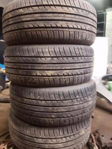 215 50 17 ALL WEATHER TIRES SET OF 4