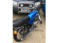 For sale Yamaha rxs 100 £650