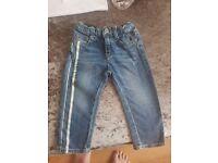 Armain jeans age 12months