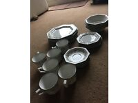 30 piece Eternal Beau crockery never used