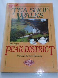 Tea Shop Walks in the Peak District (Derbyshire)