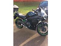 Kawasaki er650f