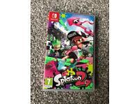 Splatoon 2 Nintendo Switch game for sale