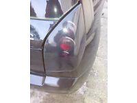 citroen c2 black rear lights