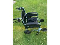 Days Escape Lite Attendant-Propelled Wheelchair