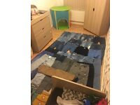 Job lot of size 12 jeans