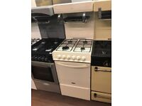 50CM CREAM EYE LEVEL GAS COOKER