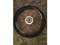 Carrera back wheel