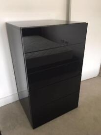 Habitat tall chest of drawers