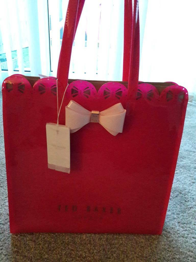 Ted Baker Large Icon Bag.