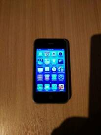 Apple iPhone 3GS - 16GB - Black (O2)