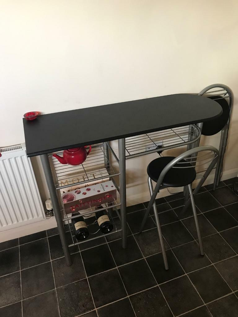 Breakfast Bar Table And Stools Set Argos  The change allows a ...