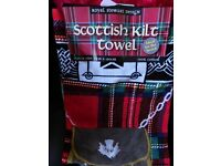 Burns Night? For the Scotsman in your life...