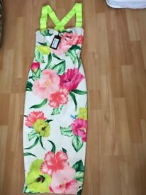Ted baker flowers at high tea dress size 1