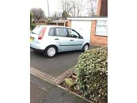 Ford Fiesta 2003 very low mileage 65000