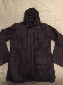CP Company Mille Miglia Men's Google Jacket Navy Size 48 (Medium) RRP £699