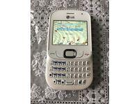 LG C360 White £30