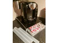 Bosch Tassimo Coffee Machine and Pods Draw