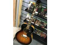 Gibson Epiphone EJ-200 VS acoustic guitar