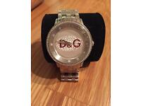 D&G Prime Time DW0144 Unisex Watch