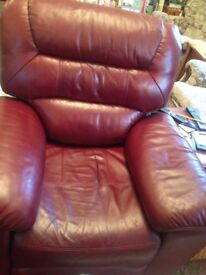 Lovely electric reclining chair