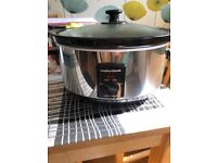 Morphy Richards Slow cooker rice cooker healthy cooker
