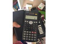 Scientific calculator, x2, Casio