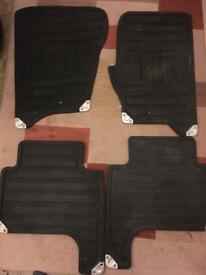 Range Rover sport rubber mats