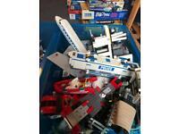 2 large boxes of LEGO