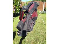 Lightweight Sun Mountain Golf Stand Bag