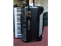 Zero Sette - B22 - 120 Bass - 4 voice Accordion