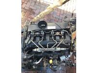 Ford Transit 2.2 tdci complete engine 2006-2012 Euro 4 done done 83k