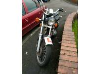 **WOW***125 CRUISER TYPE LEARNER BIKE**