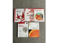 Higher Maths How to Pass Book, Revision Book and SQA Past Paper Books