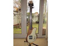 Snap Dragon e-Flite electric guitar. 25 1/2 inch full scale folding!