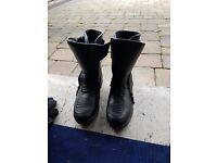 Richa motorbike boots