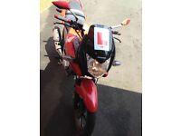 HONDA CBF 125 2012 RED **MUST LOOK**