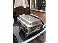 Large Bain Marie with extra dishes
