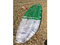 Ozone R1 11m Foil Kitesurfing Kite Complete
