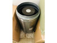 """Cheshunt Hydroponics Store - Used Isomax 12"""" high power acoustic fan 3260m3"""