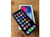 iPhone X 256gb space grey boxed