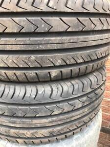 245-45-18 MIRAGE 2 ALL SEASON TIRES LIKE NEW | 95%TREAD | FREE INSTALL