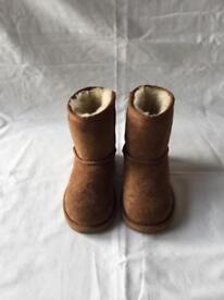 Children's size 8 Ugg Boots